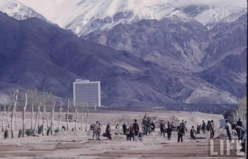 تهران - هتل استقلال