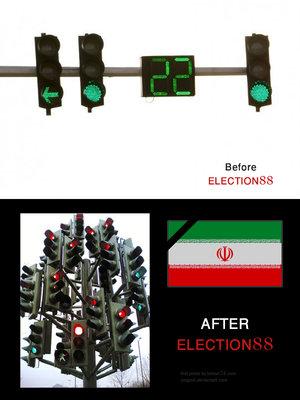 قبل و بعد از انتخابات ایران