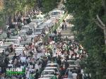 زنجیرهی امید - مجموعه ۲۳ عکس از زنجیرهی امید ۱۸ خرداد