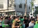 حامیان میرحسین موسوی - پایینتر از پارکوی