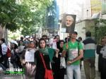 حامیان میرحسین موسوی - باغ فردوس(پایینتر از تجریش)