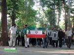 حامیان میرحسین موسوی - روبروی پارک ملت