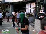 حامیان میرحسین موسوی - بالاتر از میدان ونک