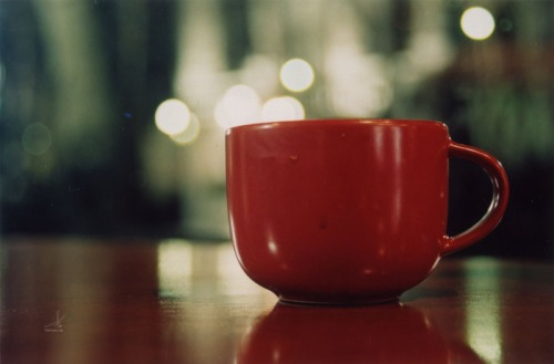 فنجان کافه لاته